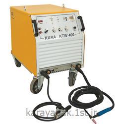 دستگاه جوش آرگون کارا ( DC ) مدل: KARA KTW 400 (هواخنک و آب خنک)به ظرفیت 400 آمپر