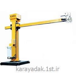 عکس سایر تجهیزات جوشکاریدستگاه بوم و ستون جوشکاری کارا مدل KARA welding column & boom