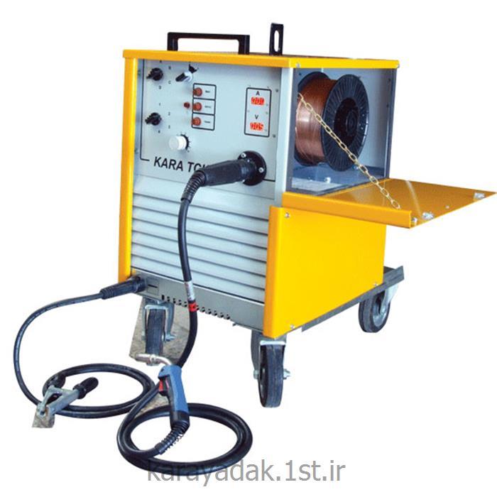 عکس دستگاه جوش میگ (دستگاه جوش MIG)دستگاه جوش CO2 هواخنک کارا KARA مدل TCK 250 با ظرفیت 250 آمپر
