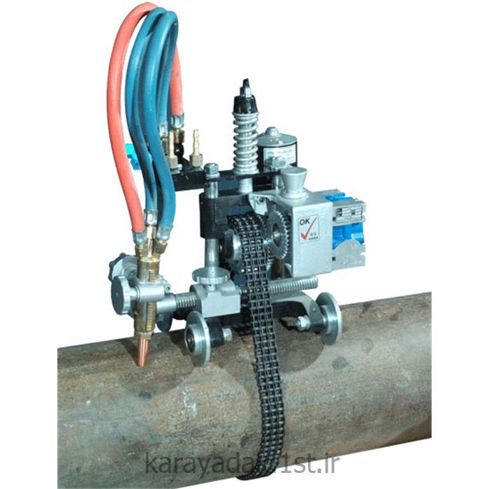 عکس ماشین برش فلزاتدستگاه برش گاز لوله کارا مدل : KARA PP2