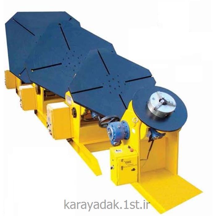عکس سایر تجهیزات جوشکاریپوزیشنر کارا دستگاه گرداننده محوری کارا KARA PositionerO-90