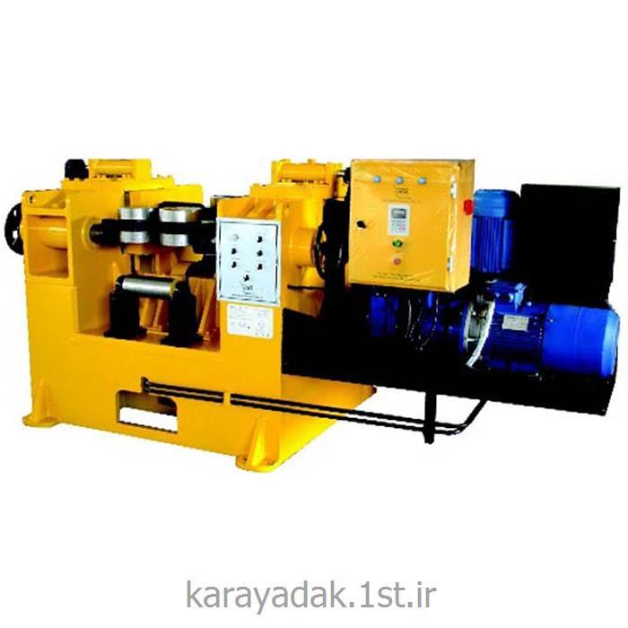 عکس سایر تجهیزات جوشکاریدستگاه H صاف کن هیدرولیکی کارا مدل: KARA H-Straightener Hydraulic