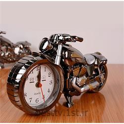 ساعت دکوری رومیزی طرح موتور