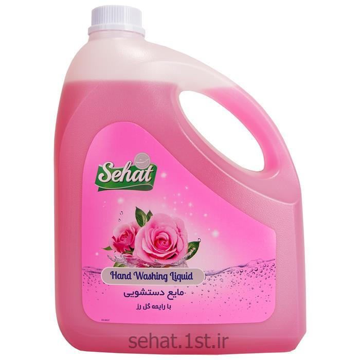 مایع دستشویی رز صحت (4000 گرم)
