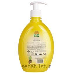 مایع دستشویی صحت با رایحه آناناس (500 گرم)