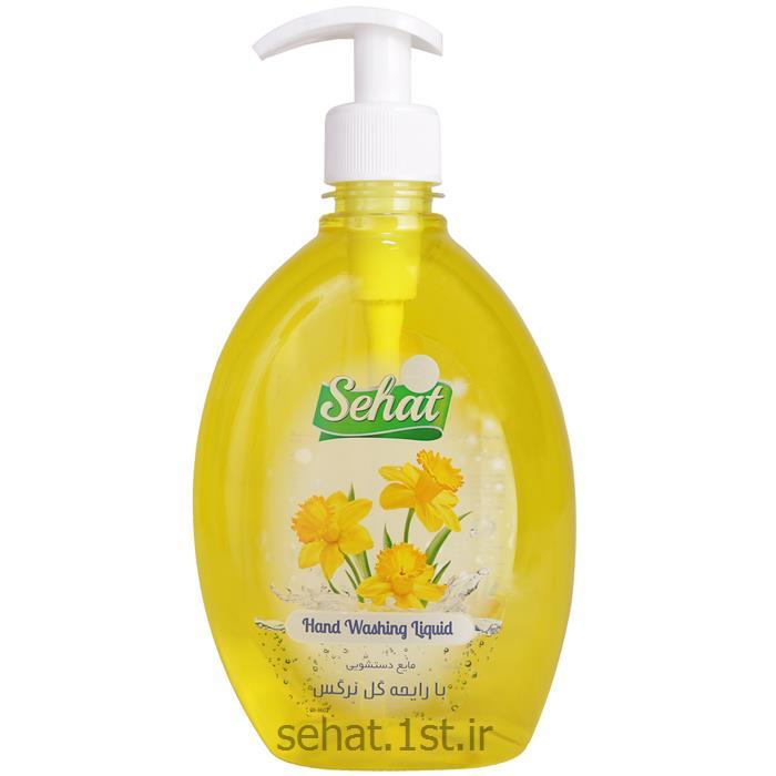 مایع دستشویی صحت با رایحه گل نرگس (500 گرم)