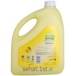 مایع دستشویی صحت با رایحه لیمو (4000 گرم)