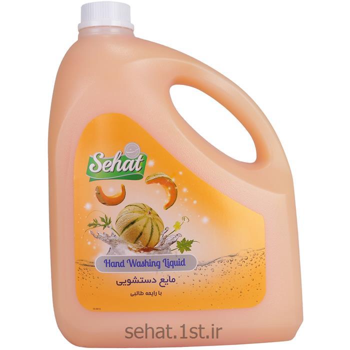 مایع دستشویی صحت با رایحه طالبی (4000 گرم)