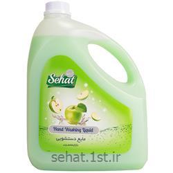 عکس مایع / صابون دستشوییمایع دستشویی سیب صحت (4000 گرم)