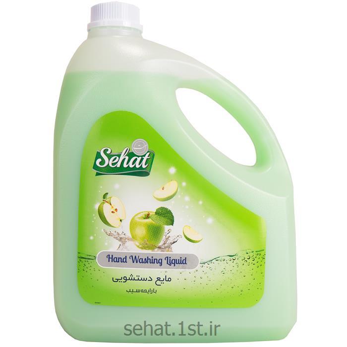 مایع دستشویی صحت با رایحه سیب (4000 گرم)