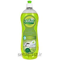 عکس مواد شوینده و پاک کنندهمایع ظرفشویی صحت با رایحه لیمو (1000 گرم)