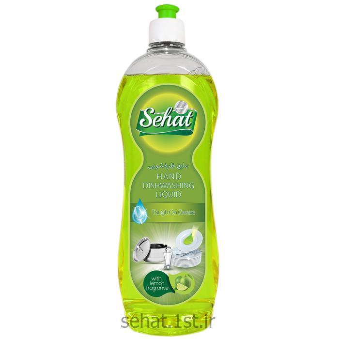 مایع ظرفشویی صحت با رایحه لیمو (1000 گرم)