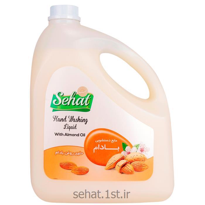 مایع دستشویی بادام صحت (4000 گرم)