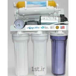 دستگاه تصفیه آب خانگی شش مرحله ای بدون پایه