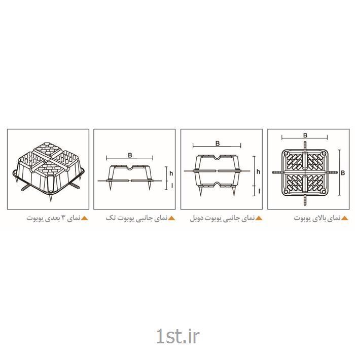 عکس سازه بتنیمصالح و تجهیزات (قالب) یوبوت (U-Boot Materials)