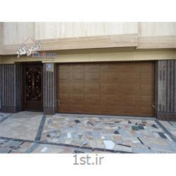 عکس دربدرب سکشنال پارکینگ محصول آلوتک آلمانی(Garage Sectional Door)