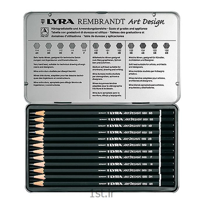 مداد طراحی لیرا Art Design