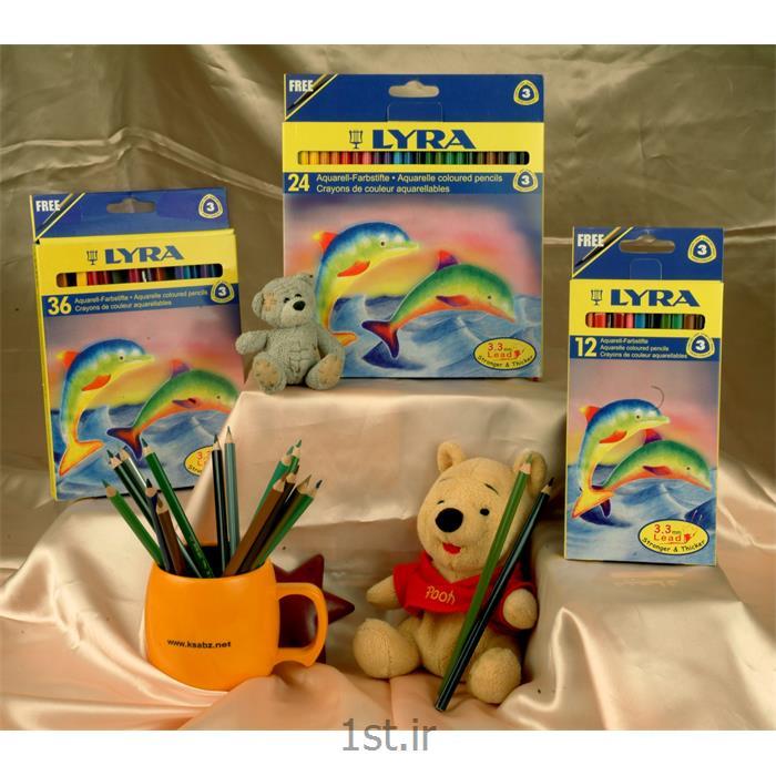 مداد آبرنگی (َAquarell) جعبه مقوایی LYRA
