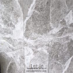 عکس سنگ آهک ( کربنات کلسیم ) و مرمریتسنگ چینی مرمریت سیلک امپرادور سایز 40*40