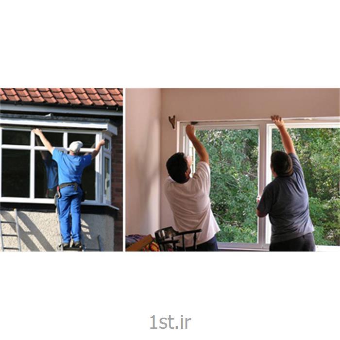 عکس پنجرهتعویض پنجره های قدیمی بدون هیچ تخریب