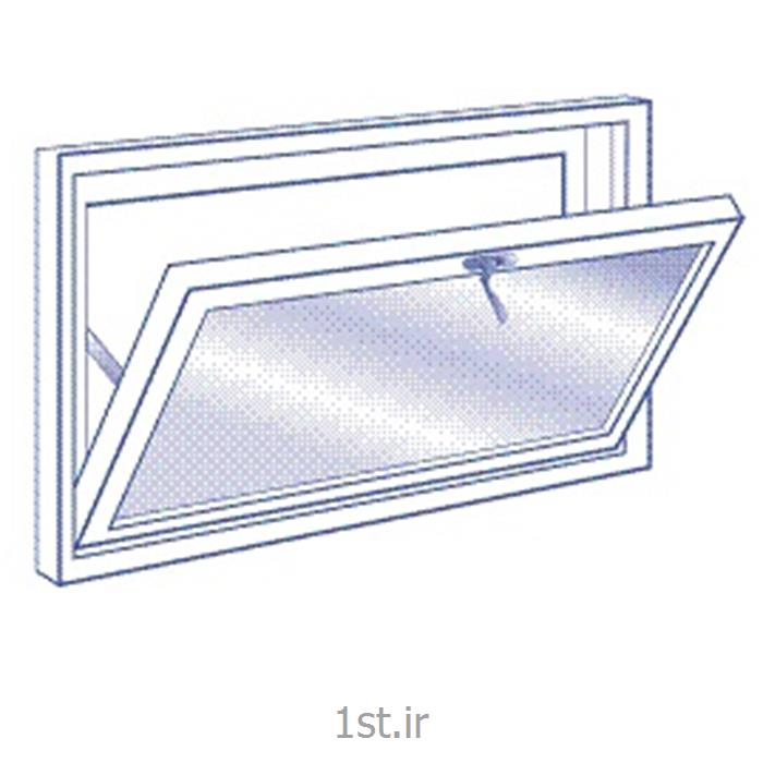 پنجره یو پی وی سی (upvc) دو جداره کلنگی