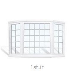 عکس پنجرهپنجره یو پی وی سی (upvc) دو جداره خلیجی