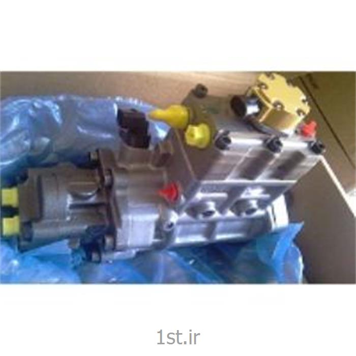 پمپ کامل گازوئیل بیل مکانیکی کاترپیلار         CATERPILLAR 323 DL ENGIN C6.4