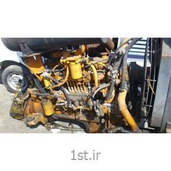 ست کامل موتور و گیربکس لودرکوماتسو w90 اصل کوماتسو ژاپن