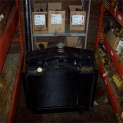 رادیاتور کامل لودر کوبلکو - WHEEL LOADER KOBELCO LK600