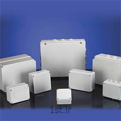 عکس جعبه تجهیزات الکترونیکباکس فلزی - پلاستیکی