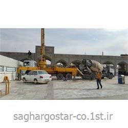 پمپ بتن هوایی 36 متری شویینگ اروپا