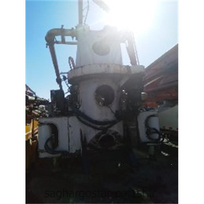 پمپ دکل 42 متری ایکس سرماک 5 دکل مدل 2002