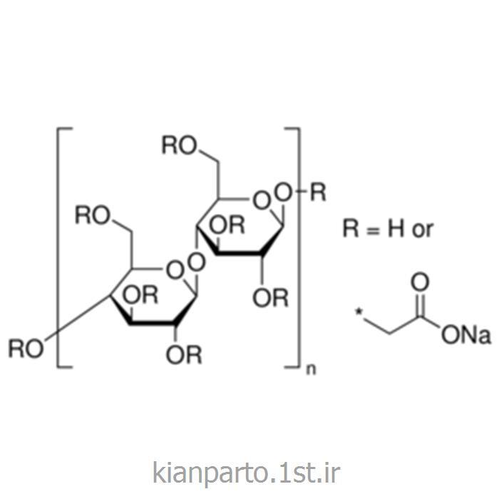 عکس سایر مواد شیمیاییسدیم کربوکسی متیل سلولز 419338 سیگما