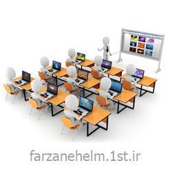 عکس آموزش و تربیتآموزش در کلاس هوشمند