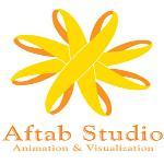 لوگو شرکت آفتاب استودیو