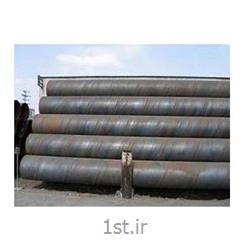 عکس لوله فولادیلوله اسپیرال کربن استیل ایرانی