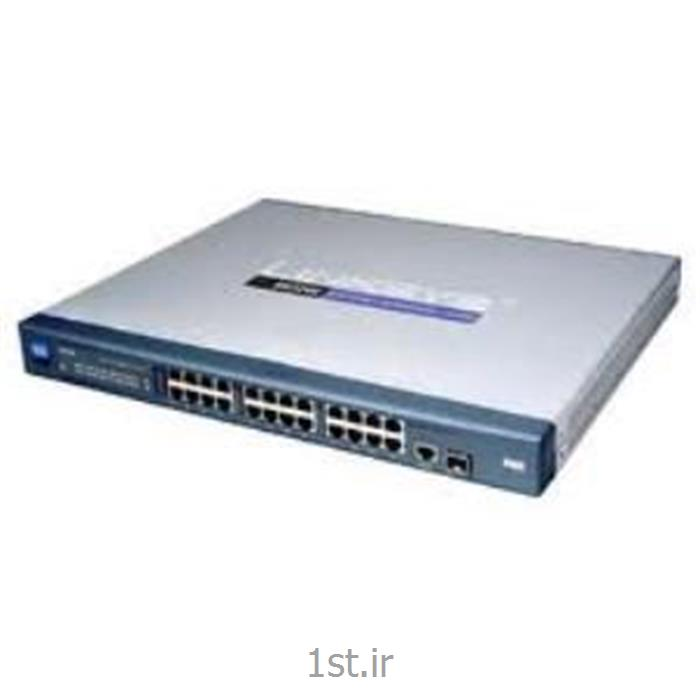 سوئیچ شبکه ciscoمدل SR224G