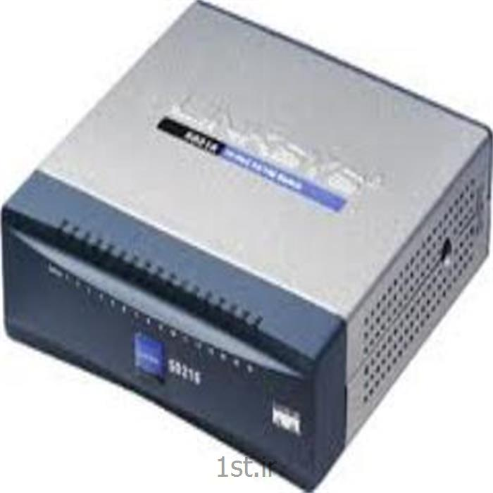 عکس سوئیچ شبکهسوئیچ شبکه cisco مدل SD216