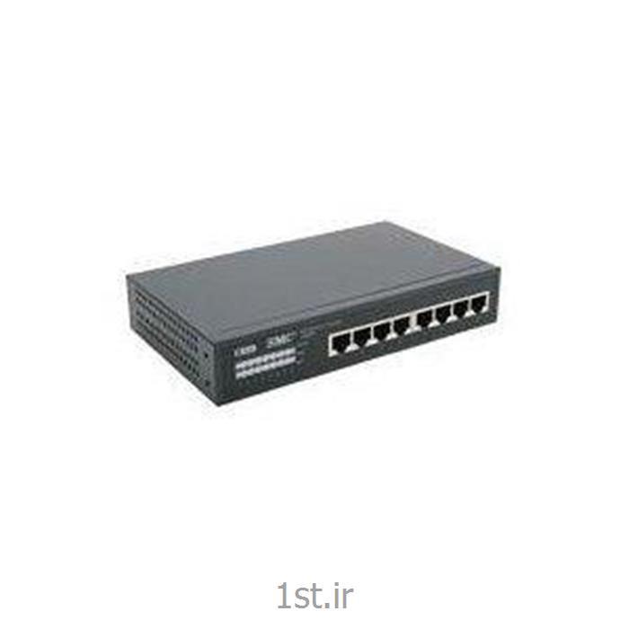عکس سوئیچ شبکهسوئیچ SMC مدل SMC EZ-108DT