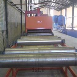 عکس ماشین آلات تولید محصولات کاغذیخط تولید خمیر کاغذ بهداشتی