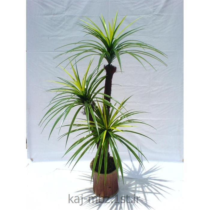 عکس گل و گیاه مصنوعیدرختچه آناناس 3 شاخه (palm)