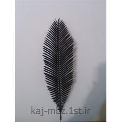 عکس گل و گیاه مصنوعیبرگ مصنوعی سیکاس سیاه 50 سانتی (cycas)