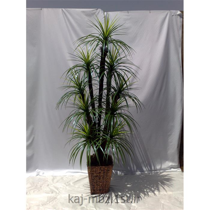عکس گل و گیاه مصنوعیدرختچه آناناس 9 شاخه (palm)
