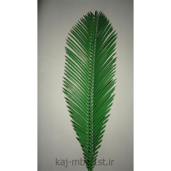 عکس گل و گیاه مصنوعیبرگ مصنوعی سیکاس سبز 50سانتی (sycas)