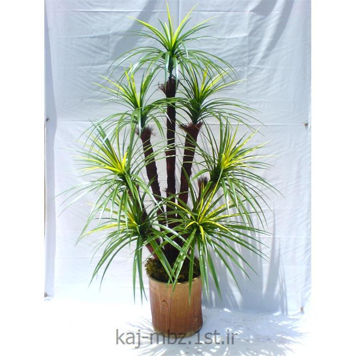 عکس گل و گیاه مصنوعیدرختچه آناناس 7 شاخه (palm)