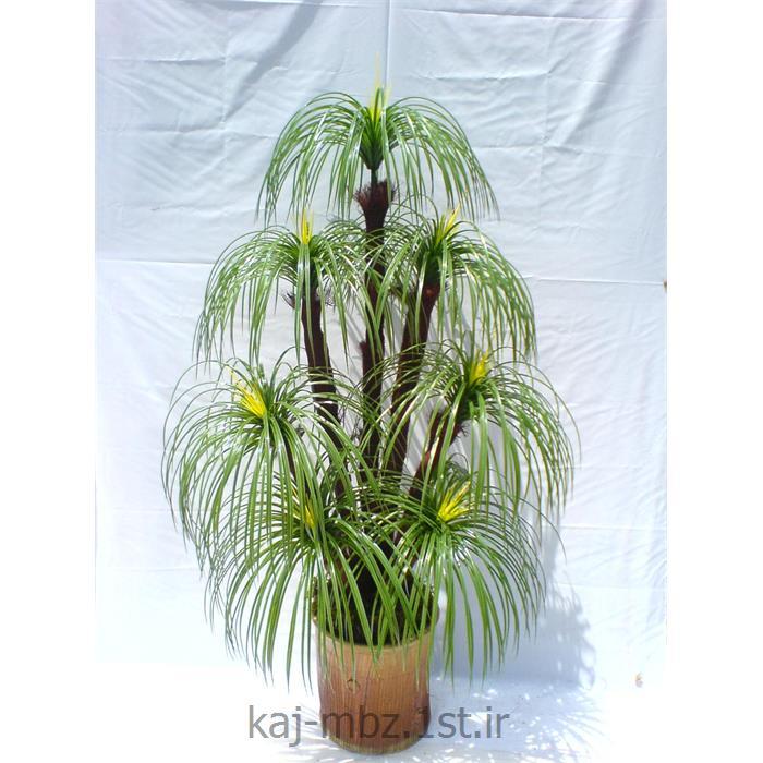 عکس گل و گیاه مصنوعیدرختچه نخل مرداب 7 شاخه (palm)