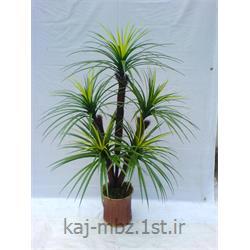 عکس گل و گیاه مصنوعیدرختچه آناناس 5 شاخه (palm)