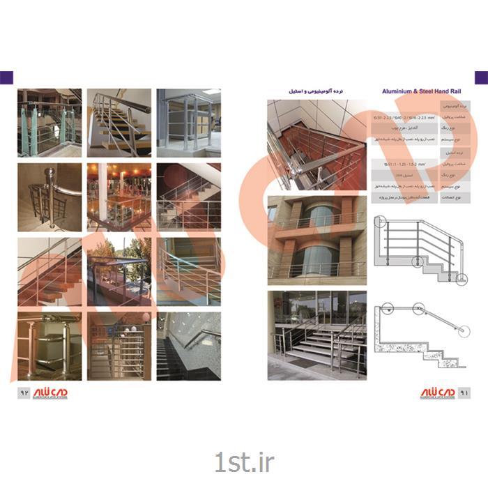 عکس خدمات ساخت و سازنرده های آلومینیومی (شیشه ای - ترکیبی)