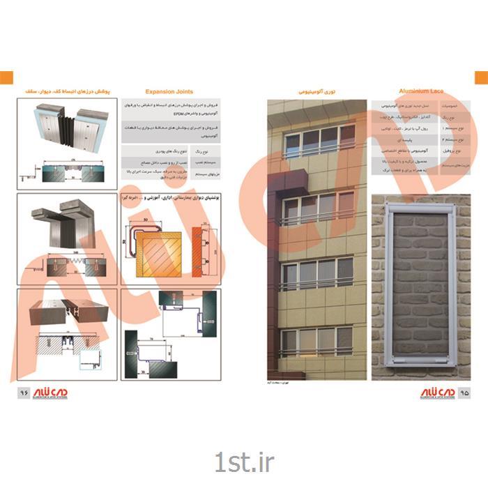 عکس خدمات ساخت و سازتوری آلومینیومی ( رول آپ - پیلیسه ای )