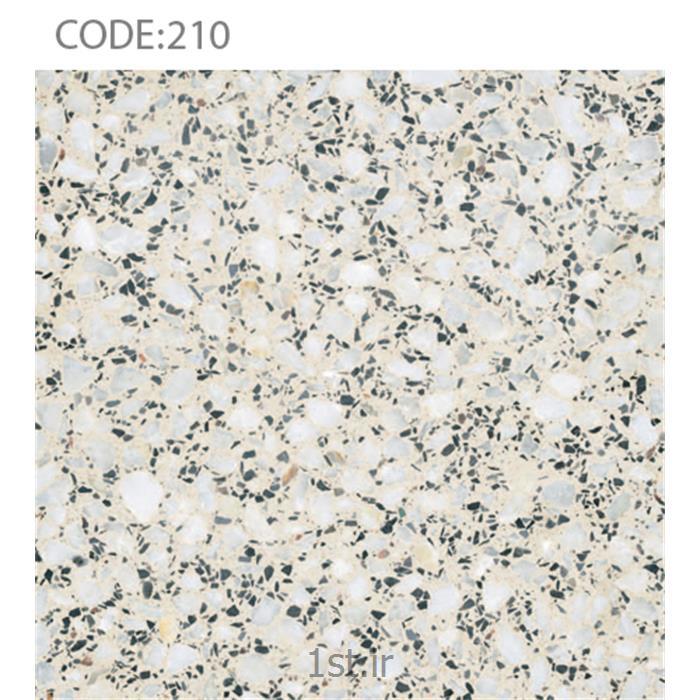 عکس سایر سنگ های محوطه سازیموزائیک اتوماتیک میبد طرح گرانیتی کد 210
